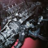 LS500 エンジン