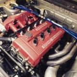 スカイライン R30 エンジン