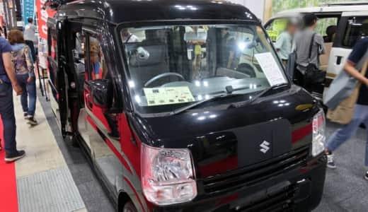 エブリィJOINターボのキャンピングカー内装や値段【軽キャンパー】ラクネル・レスト