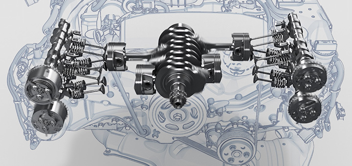 フォレスター エンジン