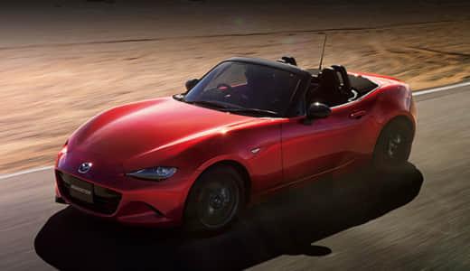 ロードスターの加速性能を解説!0-100km/h加速タイムはどのくらい?