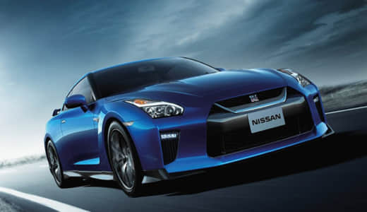 日産GT-Rの加速性能を解説!0-100km/h加速タイムはどのくらい?