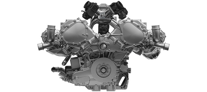 NSX エンジン