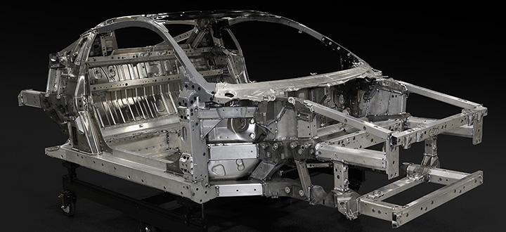 NSX フレーム