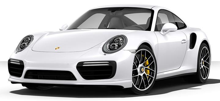 ポルシェ 911 ターボS
