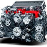 スバル エンジン