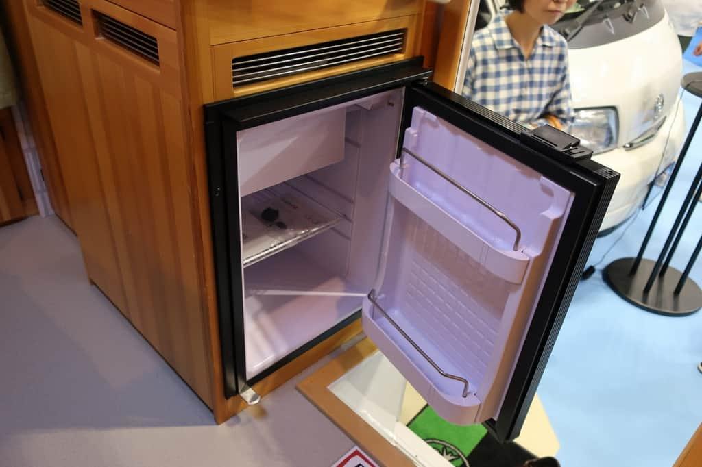 ボンゴ アミティ 冷蔵庫