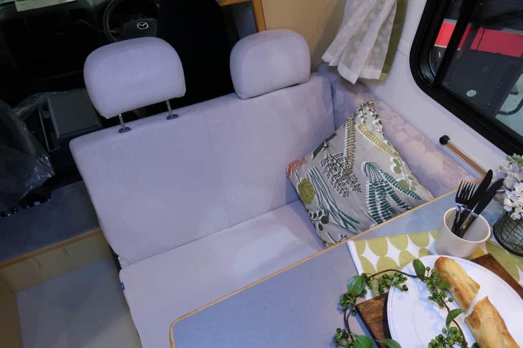 ボンゴ アミティ シート