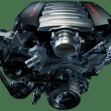 コルベットC7 エンジン