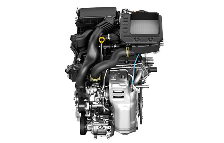 VVT-iエンジン