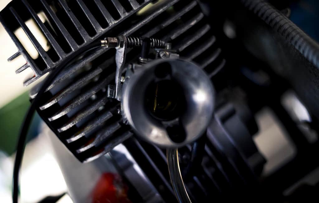 カート エンジン