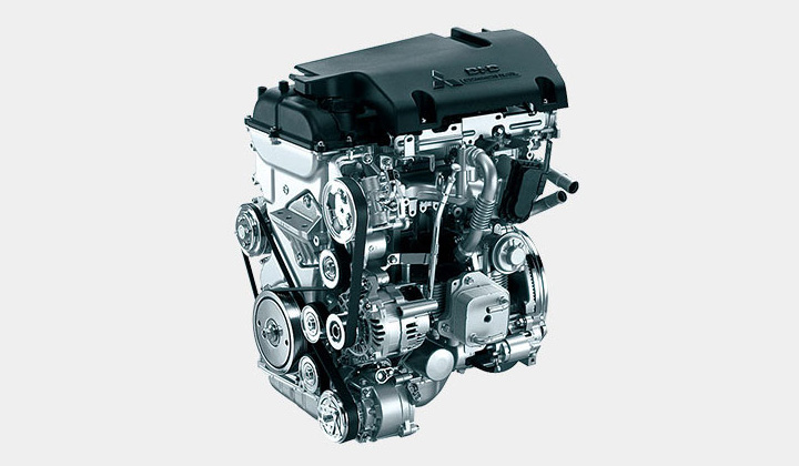 三菱 ディーゼルエンジン