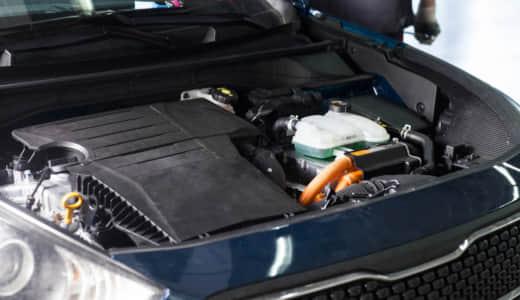 ディーゼルエンジンの熱効率がガソリンエンジンより良い理由2つ!