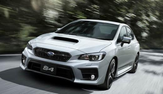 WRX S4の加速性能を解説!0-100km/h加速タイムはどのくらい?