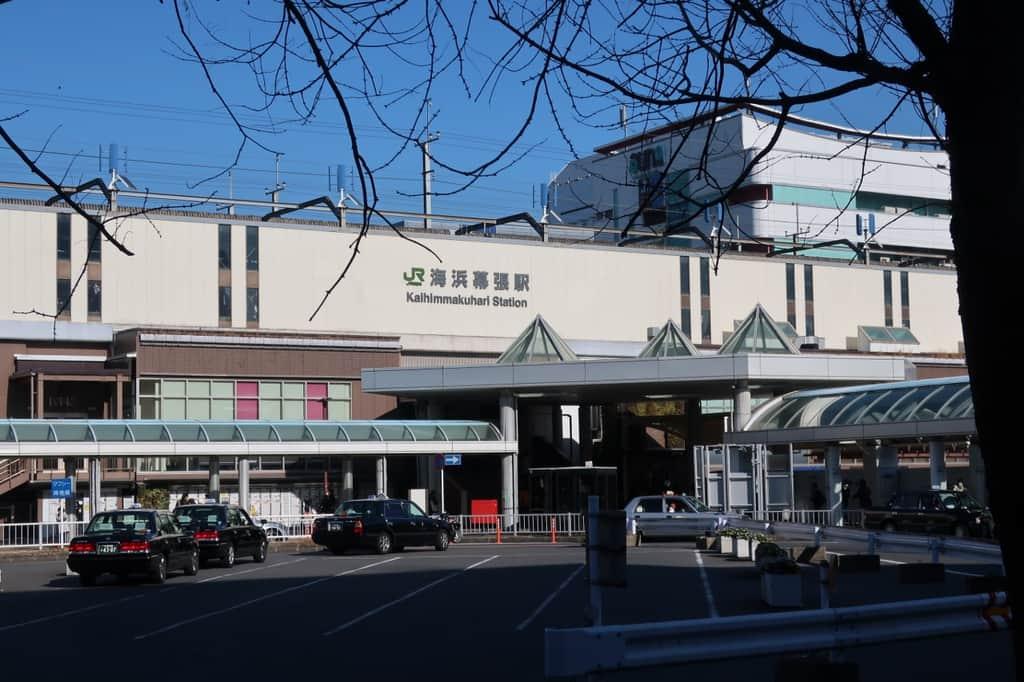 ジャパンキャンピングカーショー 海浜幕張駅