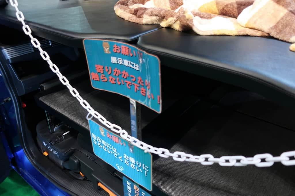 ジャパンキャンピングカーショー N-VAN