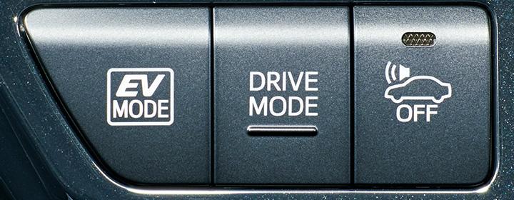 プリウス ドライブモード
