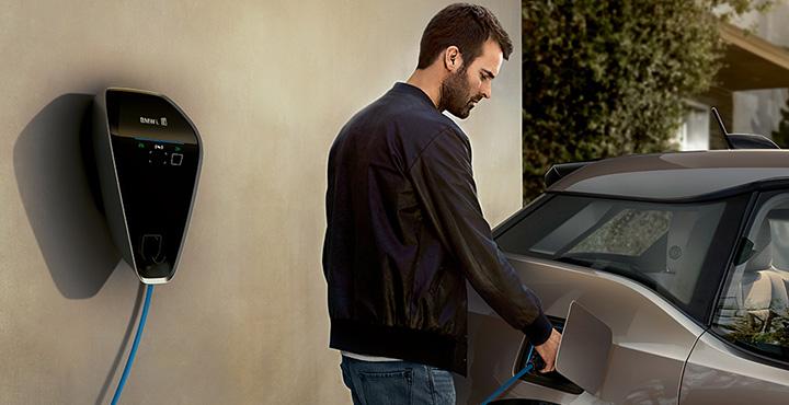 BMW 充電