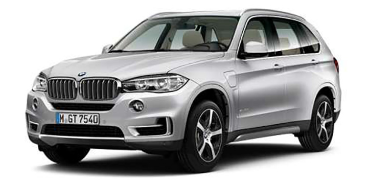 BMW X5 xDrive40eiPerformance