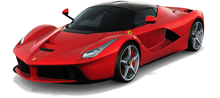 フェラーリ ラ・フェラーリ