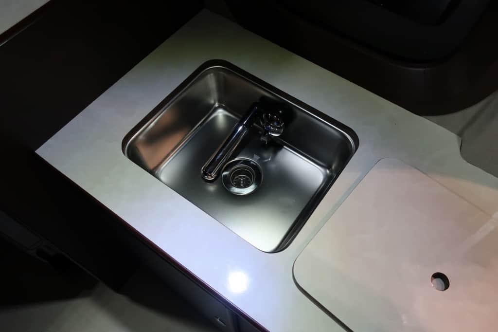 NV350 ツインズフォー シンク