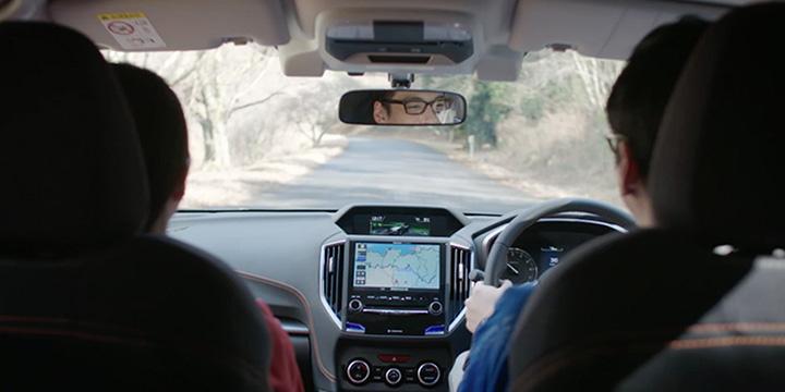 XV 運転