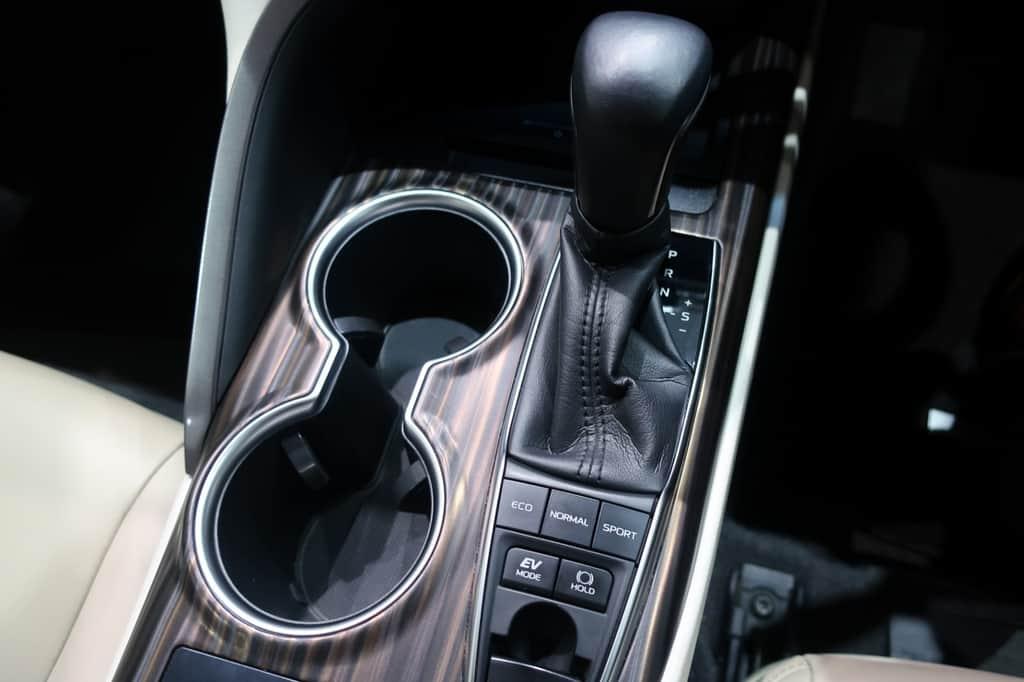 カムリ ドライブモード