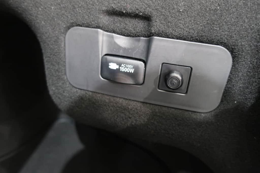 カムリ トランク AC