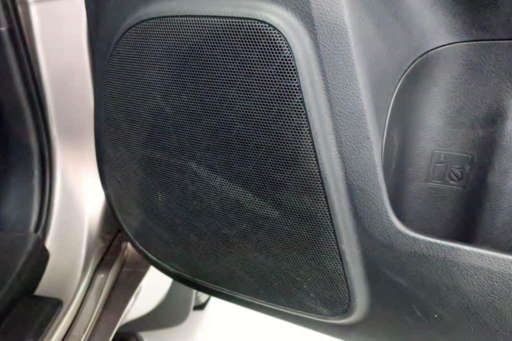 ランドクルーザープラド 運転席ドアスピーカー