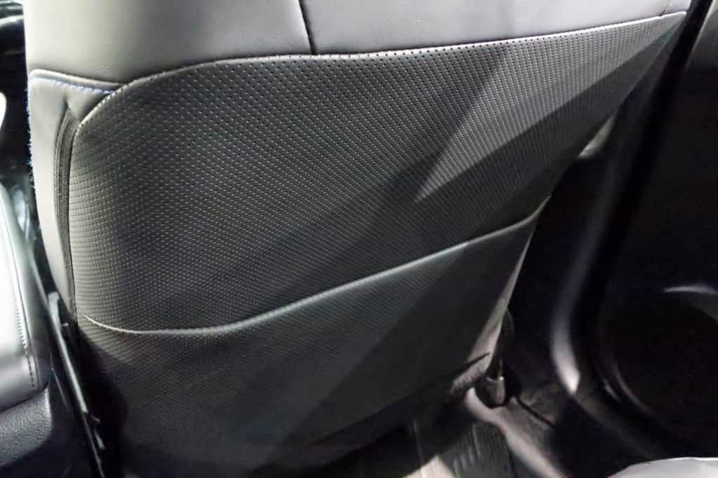 プリウス 50系前期 運転席後ろのポケット