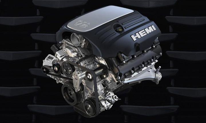 300C エンジン