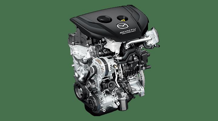 CX-3 エンジン