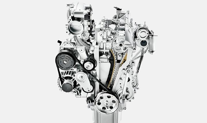 フィアット500 エンジン