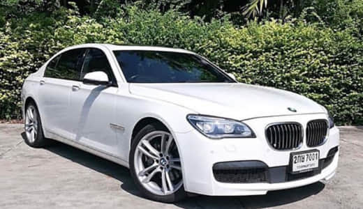 BMW アクティブハイブリッド7は故障が多い?壊れやすいのか故障率をもとに解説!