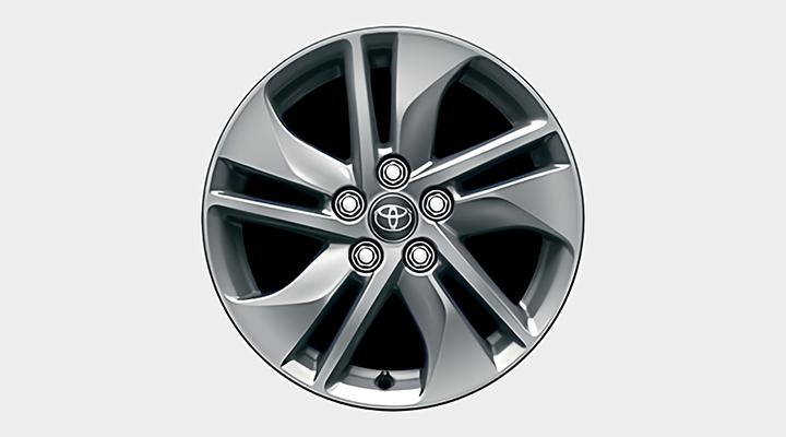 シエンタ 185/60R15タイヤ&15×5 1/2Jアルミホイール