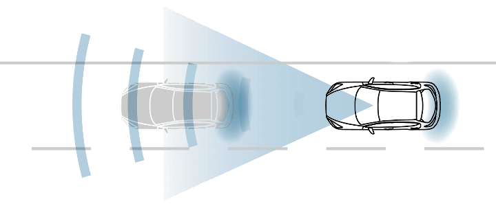 マツダ2 スマート・ブレーキ・サポート
