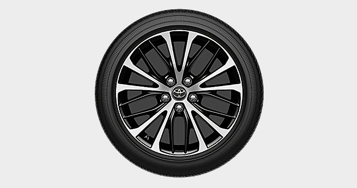 カムリ 235/45R18タイヤ&18×8Jアルミホイール