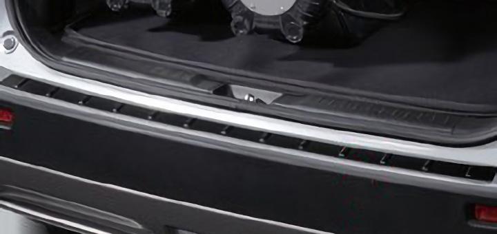 エスクード リアバンパープレート