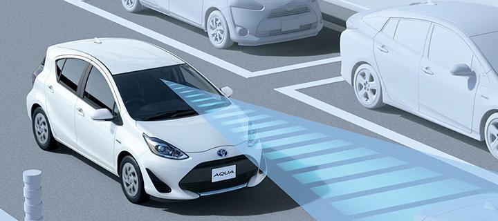 アクア Toyota Safety Sense