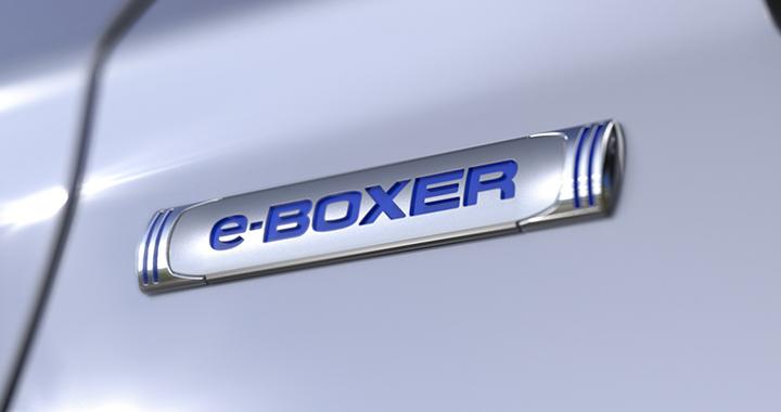 フォレスター e-boxer