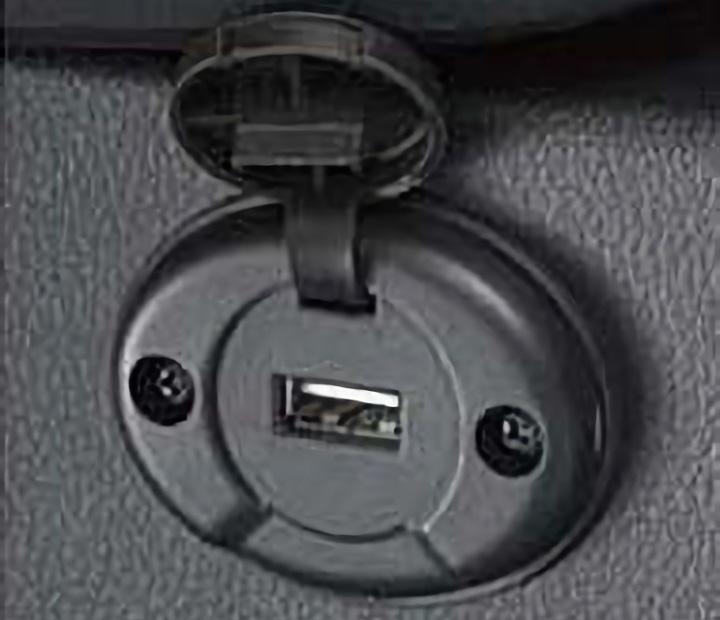 ミライース USBチャージャー(フロント用)