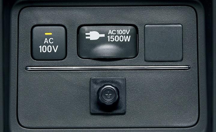オデッセイ 100V AC電源(1500W)