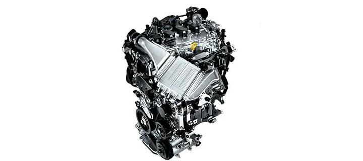 C-HR エンジン