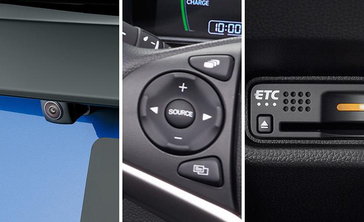 フィット ナビ装着用スペシャルパッケージ+ETC車載器