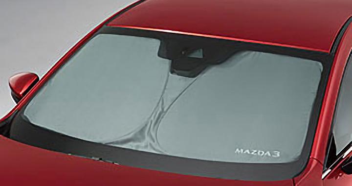 MAZDA3 シェード