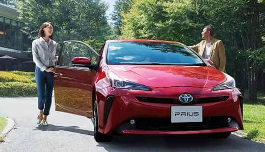 プリウスは車中泊が快適な理由3つ!フルフラット化のやり方も!人数は1~2人まで!