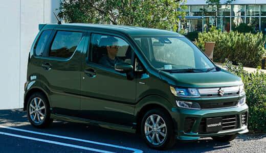 ワゴンRは車中泊が快適な理由5つ!フルフラット化のやり方も!人数は2人まで!