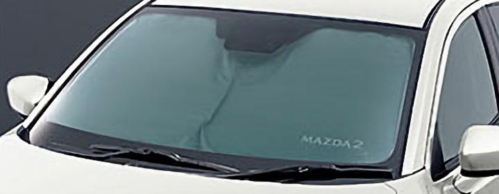 MAZDA2 シェード