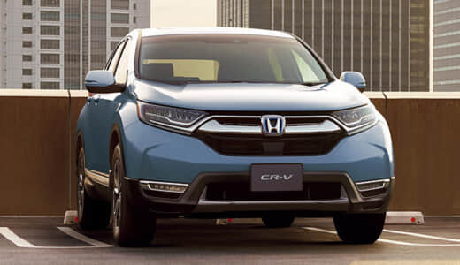 CR-Vは車中泊が快適な理由7つ!フルフラット化のやり方も!人数は2人~3人まで!
