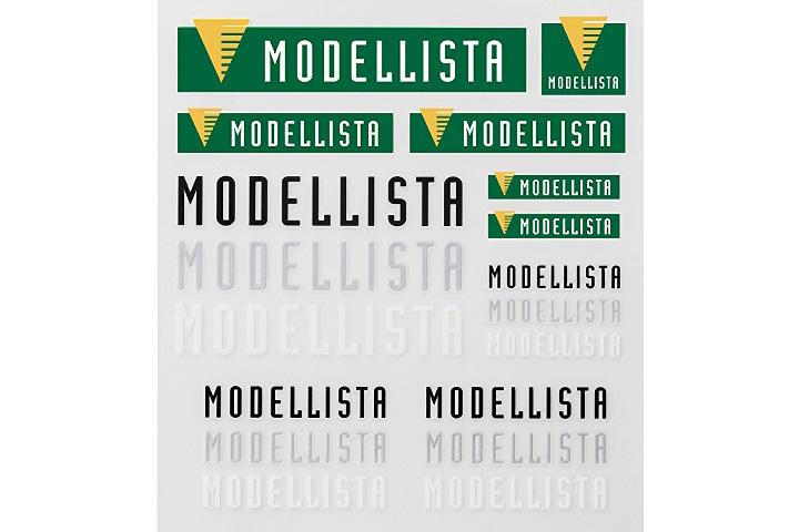 モデリスタ ステッカー